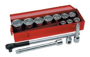 "Laser 2721 Socket Set 1""D"